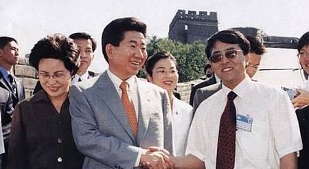 韓國總統盧武鉉