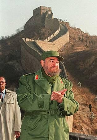 古巴第一書記(國家元首)卡斯楚