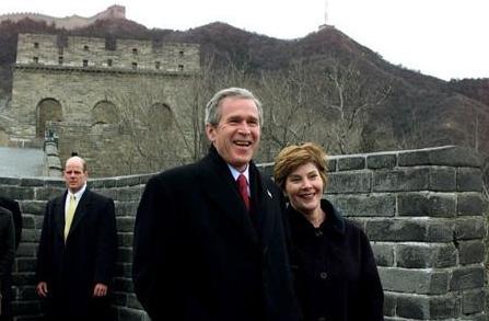 美國總統小布希