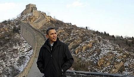 現任美國總統歐巴馬
