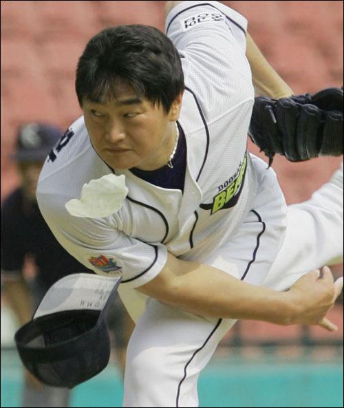 頭頂白菜的男人朴明桓遭釋出@ OttoCat棒球新聞雜記:: 痞客邦::