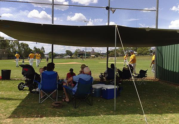 澳洲棒球俱樂部球賽