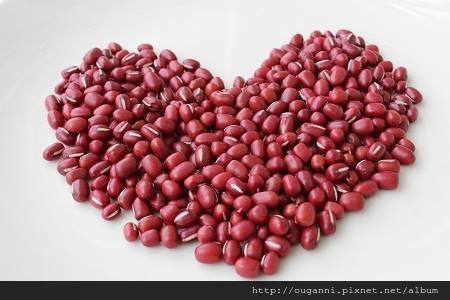 20141021紅豆的功效: