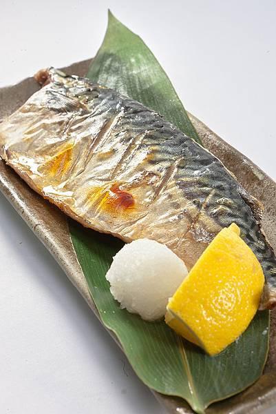 109鹽烤鯖花魚