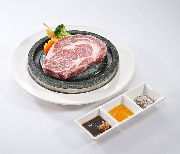 限定料理101炭燒猪肋排 單$408/套$608