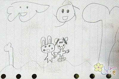 女兒和兔子.jpg
