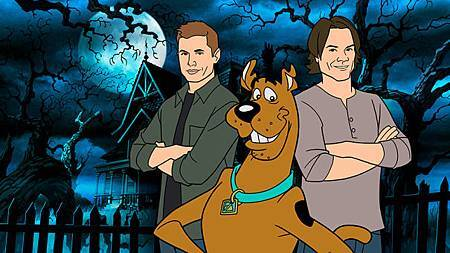 scooby-supernatural