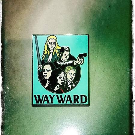 Wayward Sisters_Pin