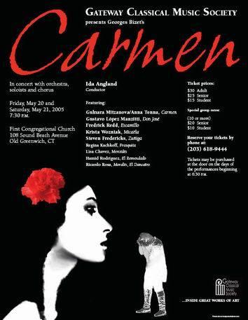 卡門歌劇301