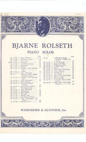 Bjarne Rolseth