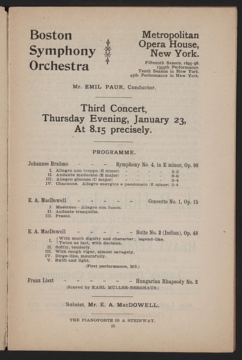 MacDowell_Concert_Boston Symphony Orchestra_1896.