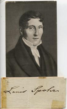 Spohr_Autograph