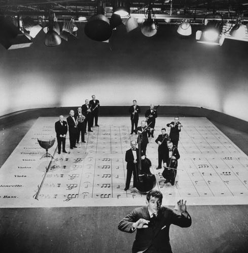 Bernstein_65_television program_Omnibus_1954