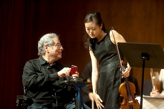 Perlman_64_Juilliard School_2013