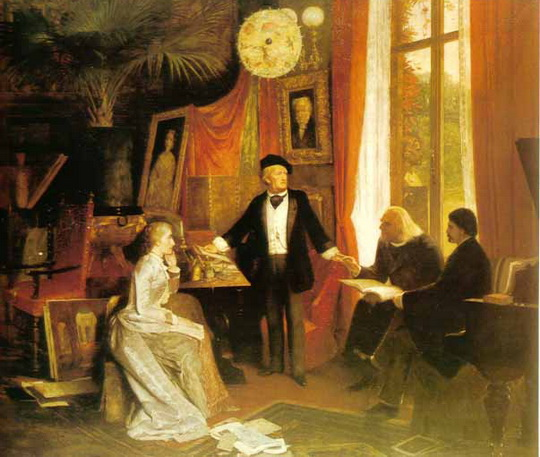 Liszt with Wagner_01