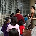 2008.12.28歡迎高雄教會的弟兄姊妹們來文物館同樂