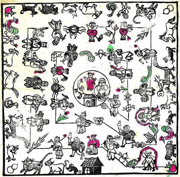 中國的彩印遊戲圖2