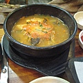 單點的大醬湯