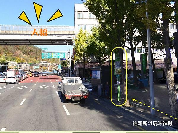 弘濟07公車站牌
