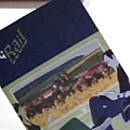 eurail的說明手冊(拍得很爛我會找時間換一張的XD)