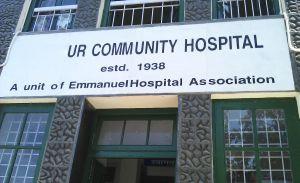 穆索里的這間山中小醫院只有4位專科醫師、35張病床,卻深受附近四個貧民窟居民的信賴