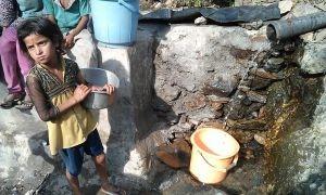 醫院發展的社區工作還包括汲水系統