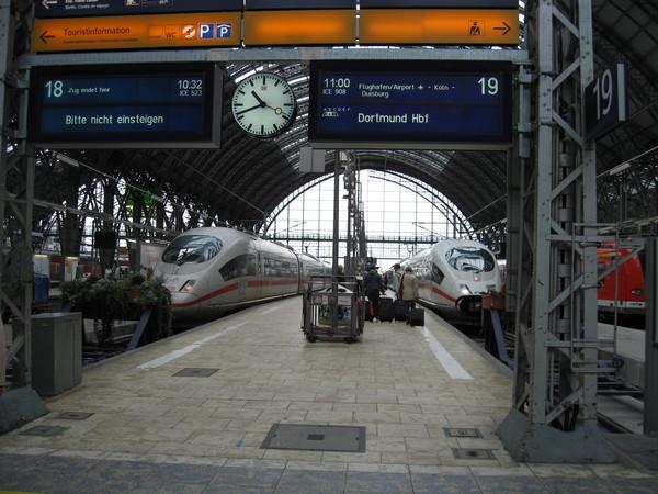法蘭克福中央車站
