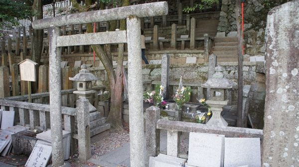 龍馬墓.JPG