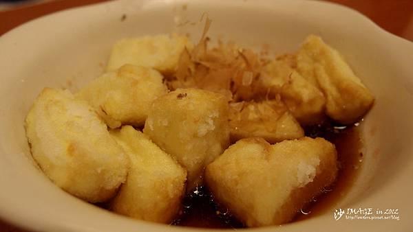 日式炸豆腐