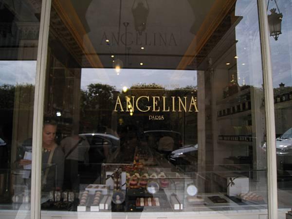 有名的Angelina