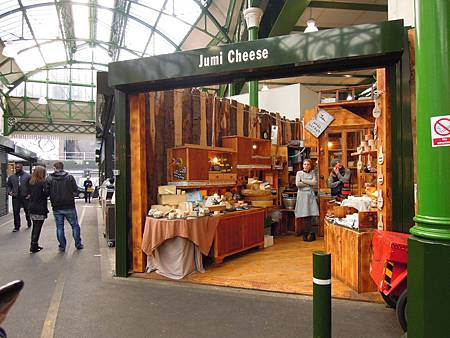 Borough Market in London