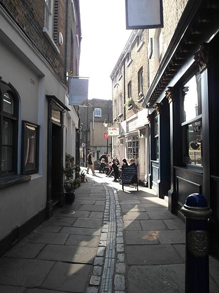 Greenwich Market in London