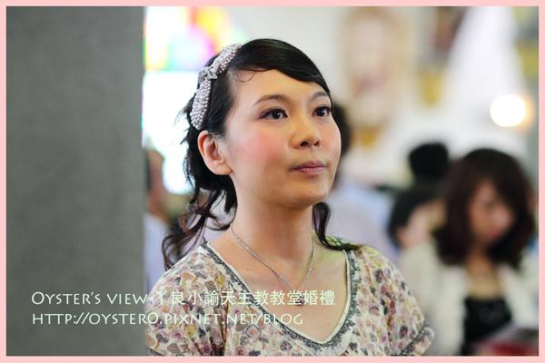 Oyster's view-ㄚ良小諭天主教教堂婚禮35.jpg