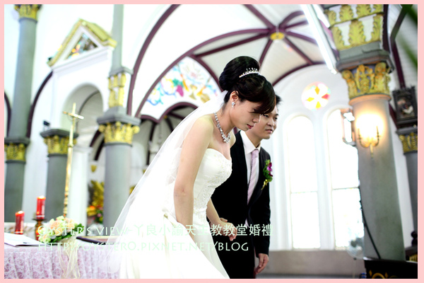 Oyster's view-ㄚ良小諭天主教教堂婚禮38.jpg