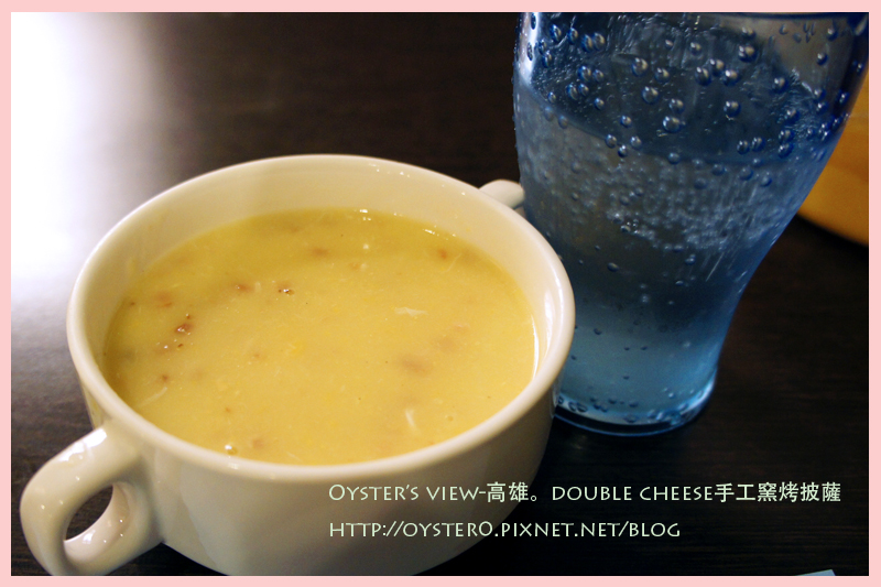 Oyster's view-高雄。double cheese手工窯烤披薩3.jpg