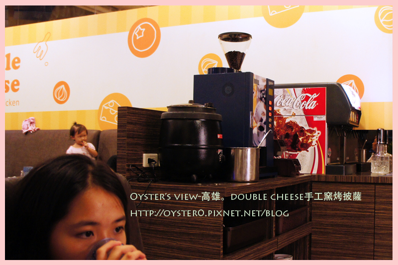 Oyster's view-高雄。double cheese手工窯烤披薩7.jpg