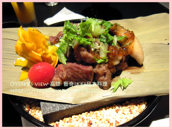 Oyster's view-高雄  藝奇IKKI日本料理22.jpg