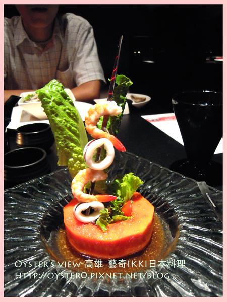Oyster's view-高雄  藝奇IKKI日本料理30.jpg