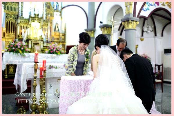 Oyster's view-ㄚ良小諭天主教教堂婚禮39.jpg