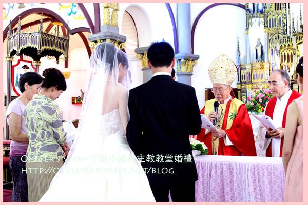 Oyster's view-ㄚ良小諭天主教教堂婚禮23.jpg