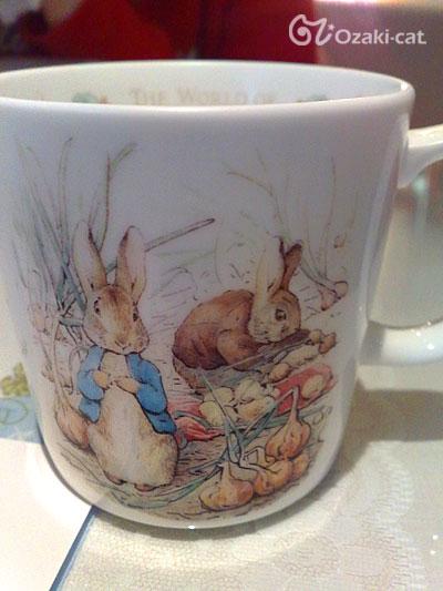 彼得兔馬克杯