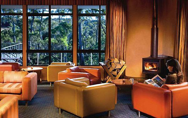 Cradle mountain Chateau7