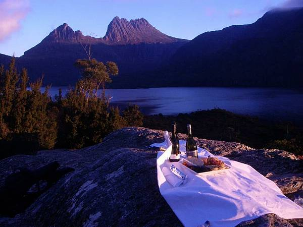 Cradle mountain Chateau1