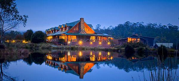 Cradle mountain Lodge(now peppers