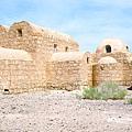 Qusayr 'Amra panorama