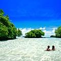 SAMOA(UPOLU VAVAU BEACH1