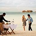 Conrad Maldive(Beach Lobster and Champagine)2.jpg