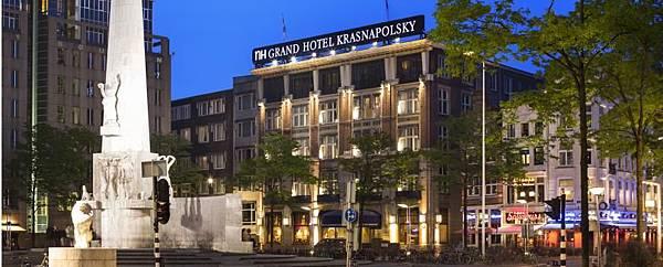 Hotel NH Amsterdam Grand Hotel Krasnapolsky(1
