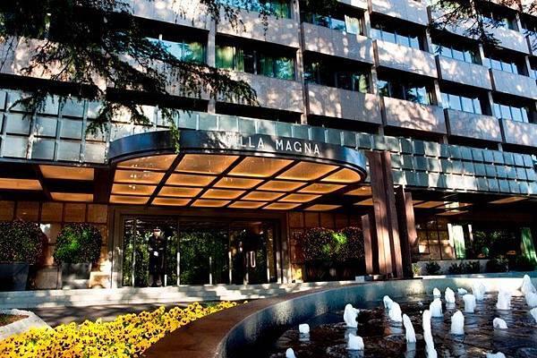 Madrid(Hotel Villa Magna2