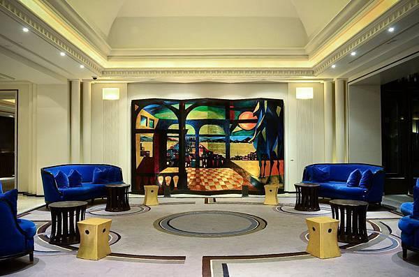 Madrid(Hotel Villa Magna,hALL